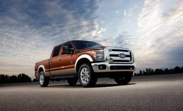 Ford F-350 Wallpapers