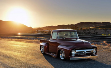Ford F100 Wallpapers