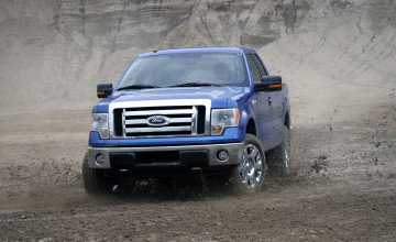 Ford F150 Desktop Wallpapers
