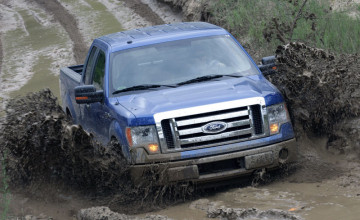 Ford F150 Screensavers Wallpapers