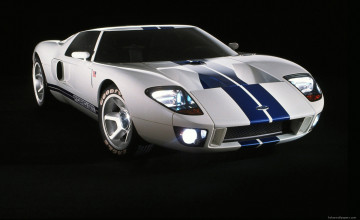 Ford GT Wallpaper HD