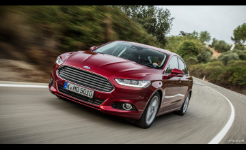Ford Mondeo Wallpapers