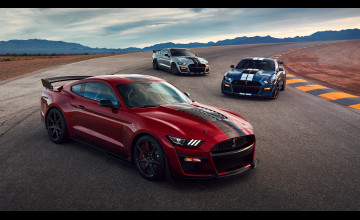 Ford Mustang 2020 Wallpapers