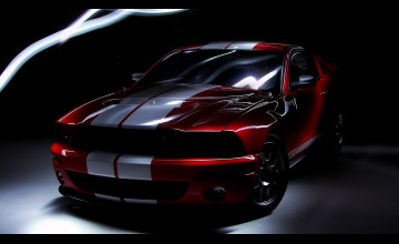 Ford Mustang Shelby Desktop Wallpaper