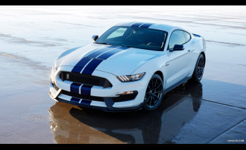 Ford Shelby GT350 Wallpapers