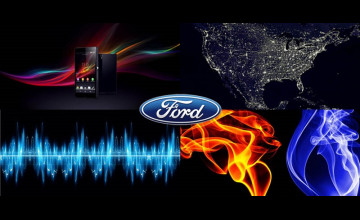 Ford Sync Wallpaper Dimensions