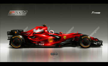 Formula 1 Wallpaper 2015