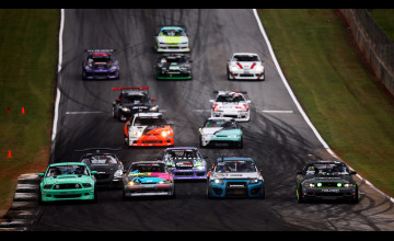 Formula Drift Wallpaper