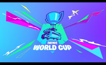 Fortnite 2019 World Cup Wallpapers