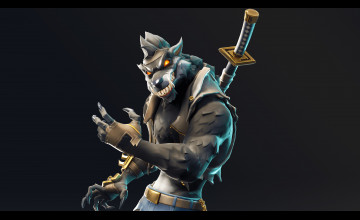 Fortnite Dire Wallpapers