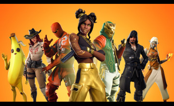 Fortnite Season 8 Wallpapers