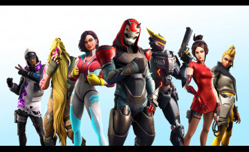 Fortnite Season 9 Wallpapers