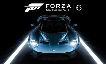 Forza 6 HD Wallpapers