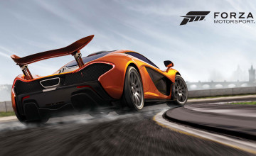Forza Motorsport Wallpaper
