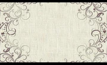 Frame Patterned Wallpaper