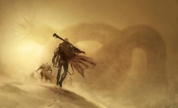 Frank Herbert's Dune Wallpaper