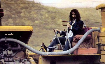 Frank Zappa Wallpaper
