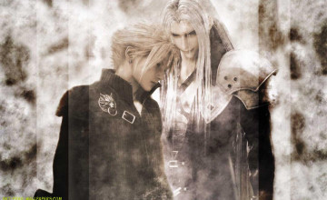 Free Advent Children Wallpapers