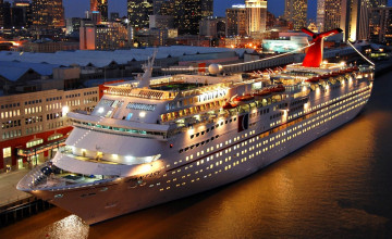 Free Carnival Cruise Ship Wallpaper