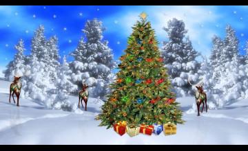 Free Christmas Desktop Wallpapers Backgrounds