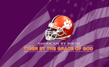 Free Clemson Tigers Wallpaper