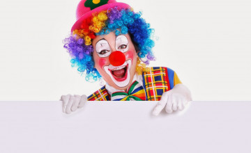 Free Clown Wallpaper