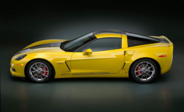 Free Corvette Wallpaper Downloads