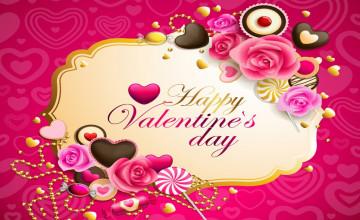 Free Cute Valentine Wallpaper