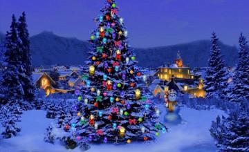 Free Desktop Backgrounds Christmas