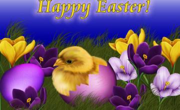 Free Desktop Wallpaper For Easter