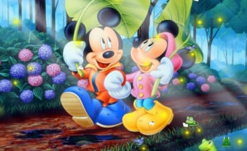 Free Disney Desktop Wallpaper Screensavers