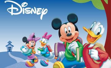 Free Disney Desktop Wallpaper