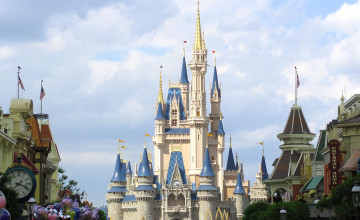 Free Disney Wallpaper Castle