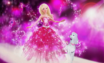 Free Download Barbie Wallpaper
