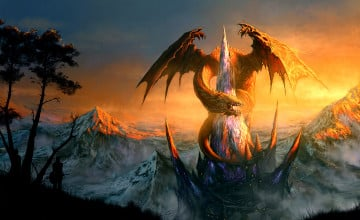 Free Dragon Pictures Wallpaper