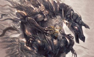 Free Dragon Wallpaper and Screensavers