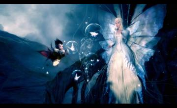 Free Fairy Wallpaper and Screensavers