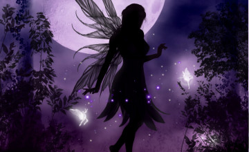 Free Fairy Wallpapers for Laptops