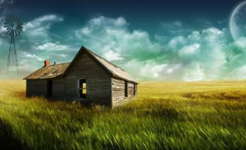 Free Farmhouse Desktop Wallpaper