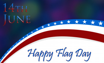Free Flag Day Wallpaper