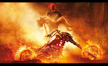 Free Ghost Rider Wallpaper