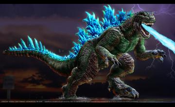 Free Godzilla Desktop Wallpapers