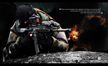 Free Gun Wallpaper