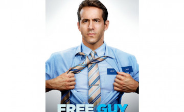 Free Guy Movie 2020 Wallpapers