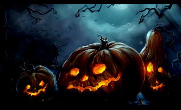 Free Halloween Desktop Wallpaper 1600x900