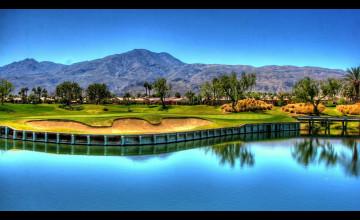 Free HD Golf Course Wallpaper