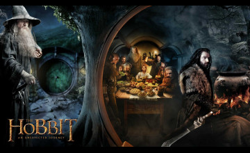 Free Hobbit Wallpapers