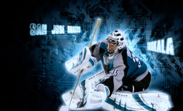 Free Hockey Desktop Wallpaper