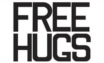 Free Hugs Wallpaper
