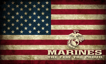 Free Marine Corps Wallpaper